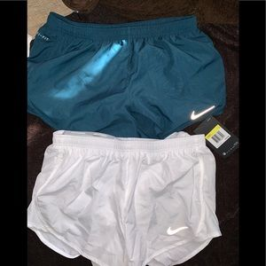 Nike dri-fir running shorts